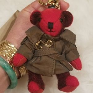Burberry Thomas Bear with Trenchcoat